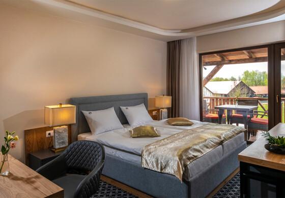 Standard szobák - Erdőspuszta Club Hotel