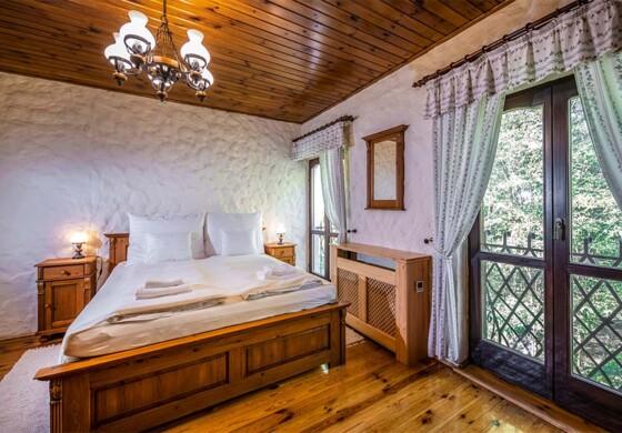 Franciaágyas szoba - Erdőspuszta Club Hotel