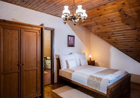 Franciaágyas superior plus szoba - Erdőspuszta Club Hotel