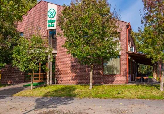 Zöld Ház - Erdőspuszta Club Hotel