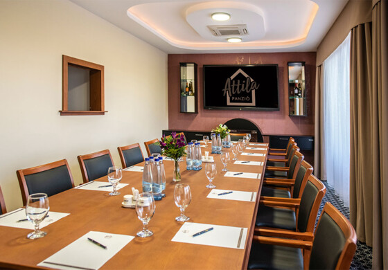 VIP terem - Erdőspuszta Club Hotel