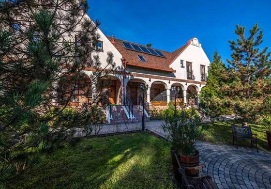 Arbo Vendégház - Erdőspuszta Club Hotel