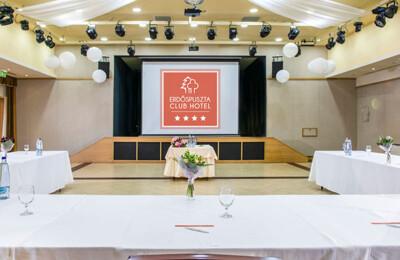 Erdőspuszta Club Hotel - Rendezvény - Termeink - Fenyves Rendezvényterem