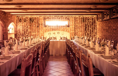Erdőspuszta Club Hotel - Esküvő - Arbo Borozó
