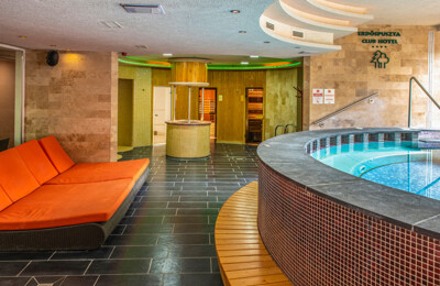 Erdőspuszta Club Hotel - Wellness belépőjegy