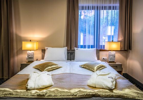 VIP lakosztály - Erdőspuszta Club Hotel