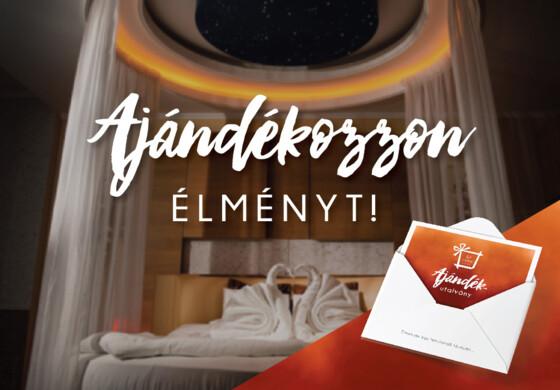 Ajándékutalvány - Erdőspuszta Club Hotel