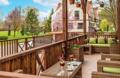 Erdőspuszta Club Hotel - Rendezvények - Termeink - VIP Terem
