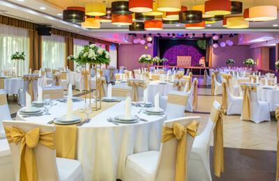 Erdőspuszta Club Hotel - Esküvő - Fenyves Rendezvényterem