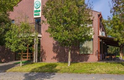 Erdőspuszta Club Hotel Debrecen - Rendezvények - Termeink - Zöld terem