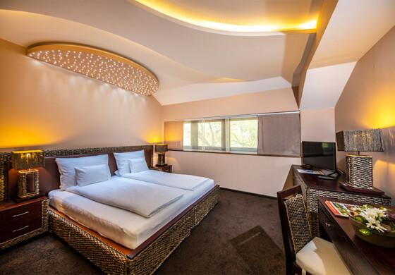Superior szoba - Erdőspuszta Club Hotel