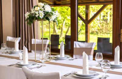 Erdőspuszta Club Hotel - Esküvő - Zöld Terem