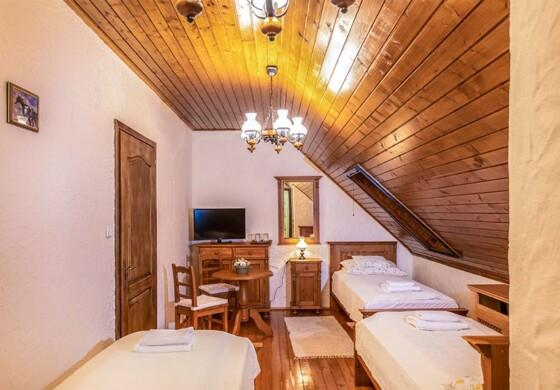 Négyágyas szoba - Erdőspuszta Club Hotel
